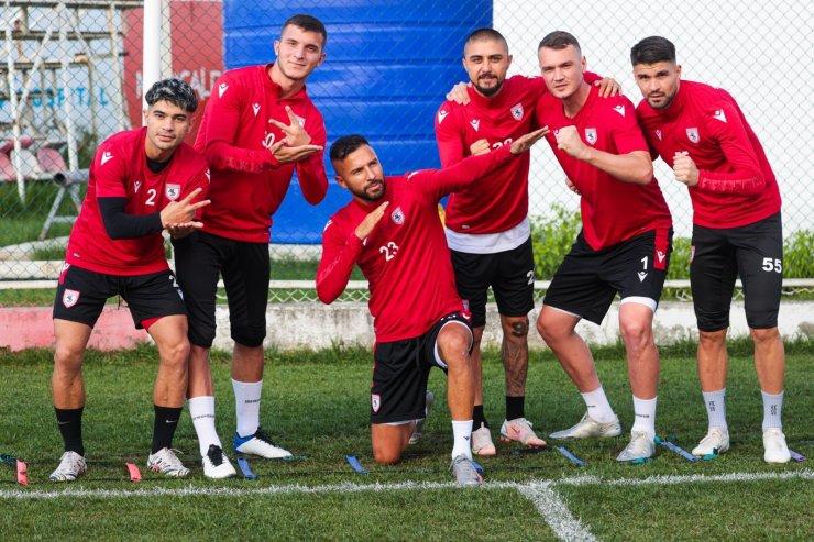 Samsunspor ile Gençlerbirliği arasında 44. randevu