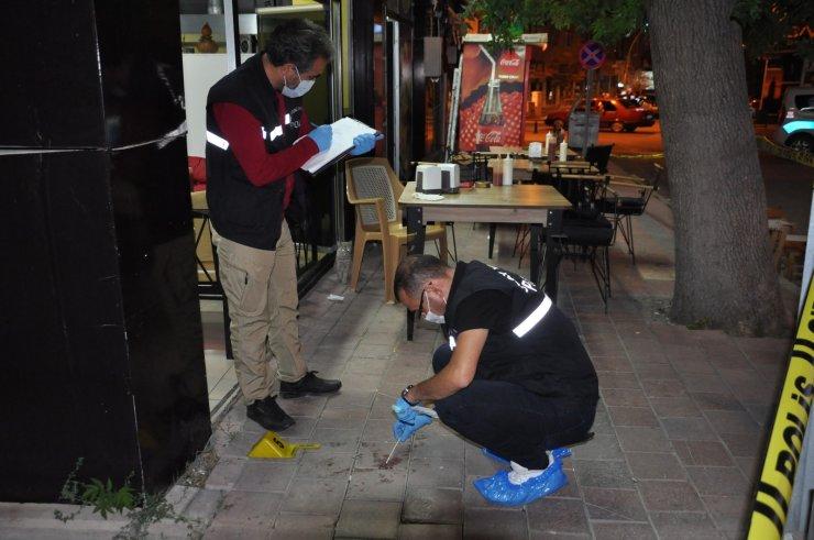 Karaman'da 1.5 saat arayla aynı iş yerine ikinci silahlı saldırı: 2 yaralı