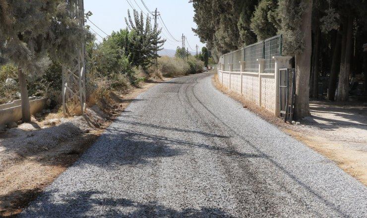 Muradiye Mezarlığında çalışma başlatıldı