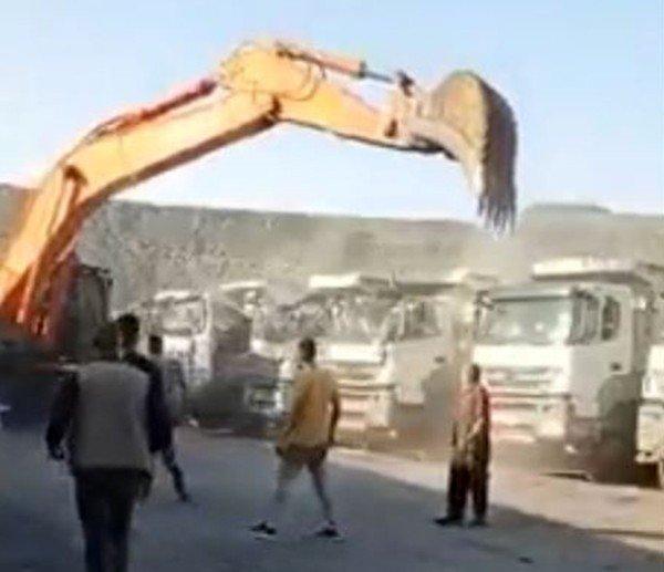 5 kamyonu hurdaya çeviren firma sahibinden açıklama