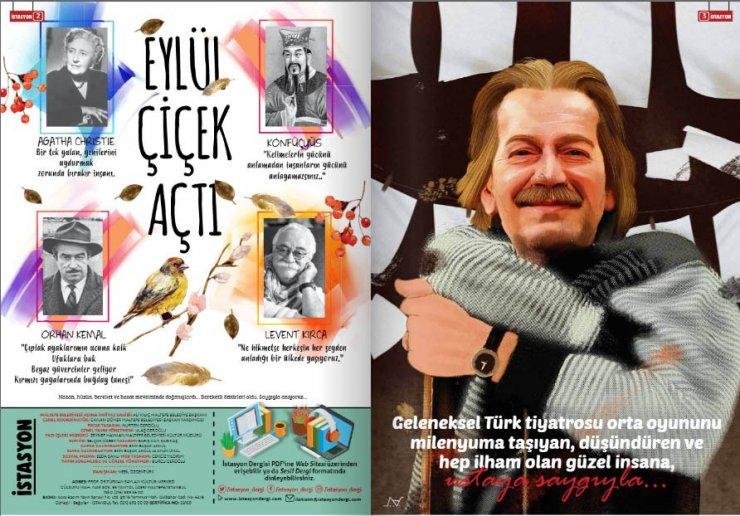İstasyon Dergi'nin Eylül sayısı yayımlandı