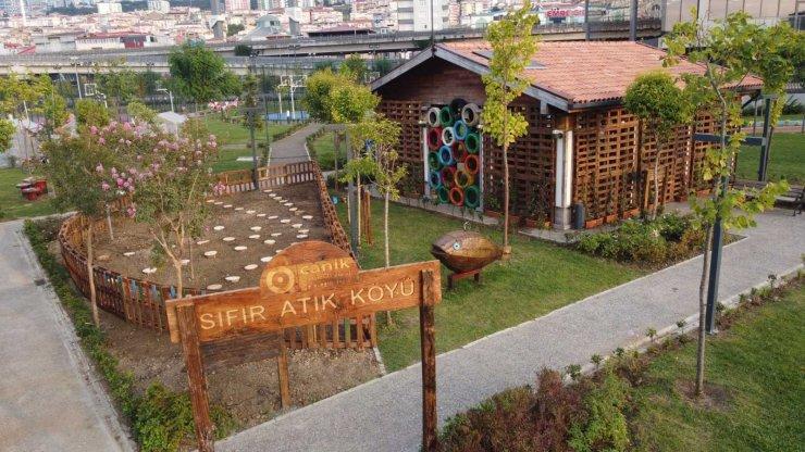 Canik Belediyesi çevre projelerini dünyaya tanıtacak