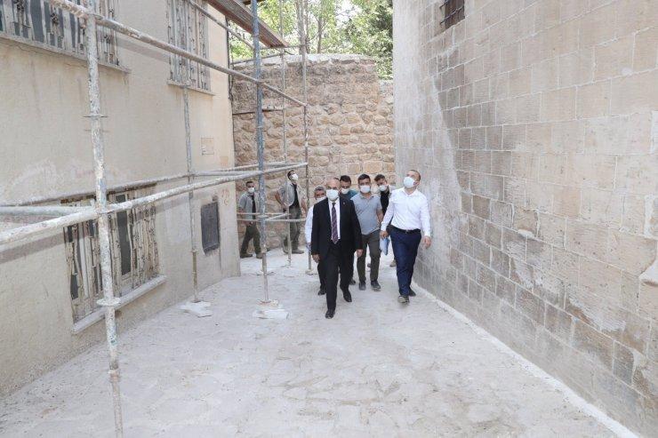Mardin beton yapılarından arınıyor
