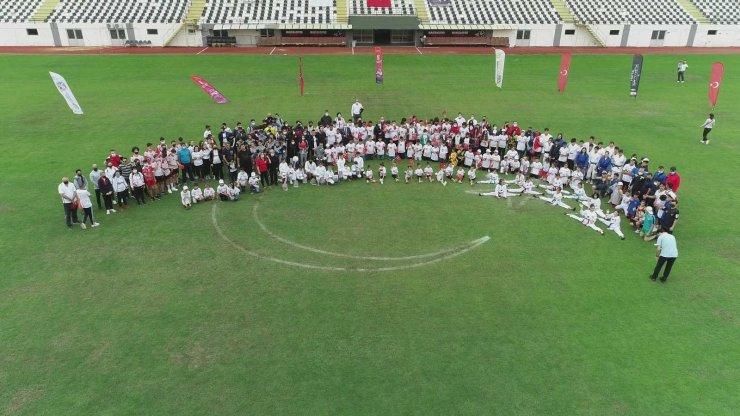 Manisa'da 'Avrupa Spor Haftası' coşkulu açılış töreniyle başladı