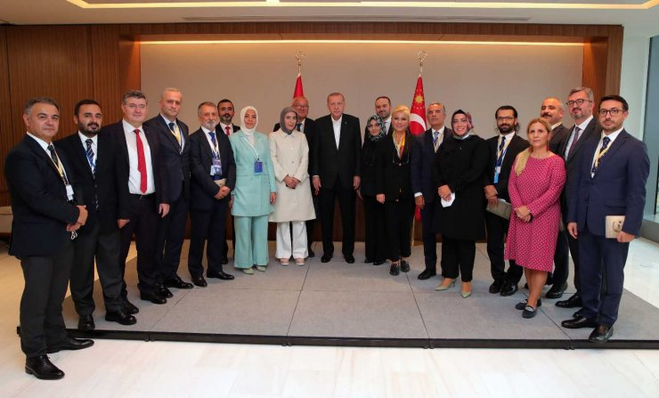 """Cumhurbaşkanı Erdoğan: """"Biz Türkiye olarak dürüst davranıyoruz ama Amerika maalesef dürüst davranmadı"""""""