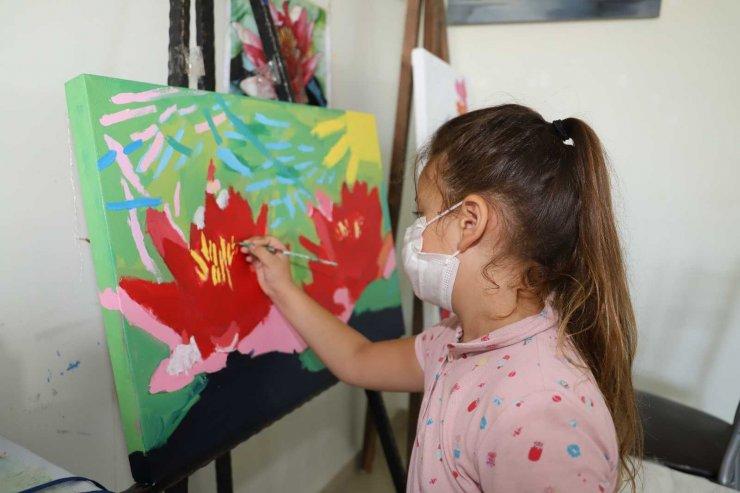 Akdeniz'de çocuklara yönelik 'Sıfır Atık' temalı resim yarışması düzenlenecek