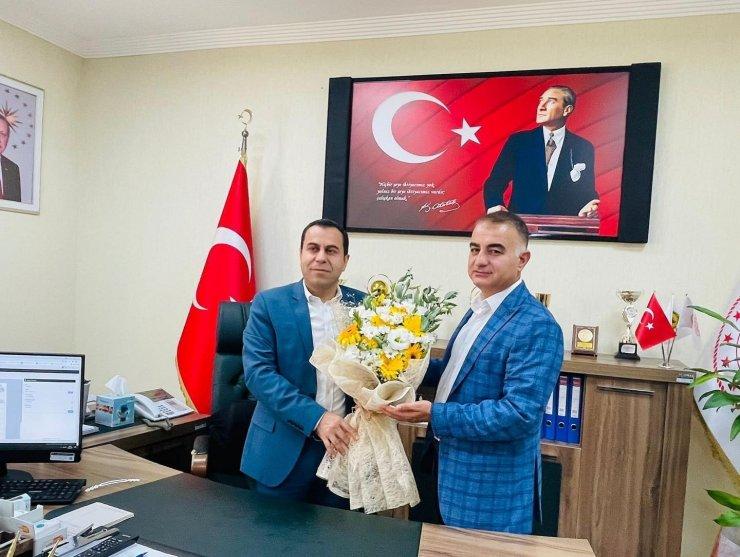 Selahattin Cizrelioğlu Devlet Hastanesi Başhekimi Uz. Dr. Elçik göreve başladı