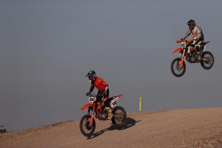 Türkiye Motokros Şampiyonası 3. ayağı Gönen'de başladı