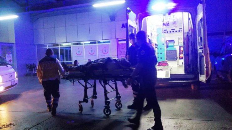 Ereğli'de patpat kazası: 1 yaralı