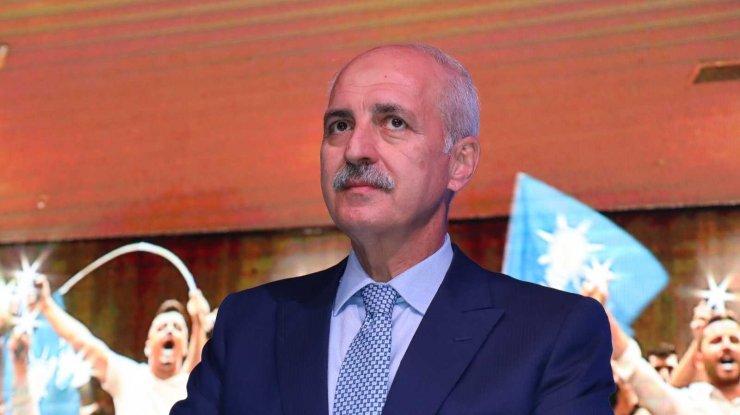 """AK Parti Genel Başkan Vekili Kurtulmuş: """"AK Parti bütün yaş gruplarında birinci partidir"""""""
