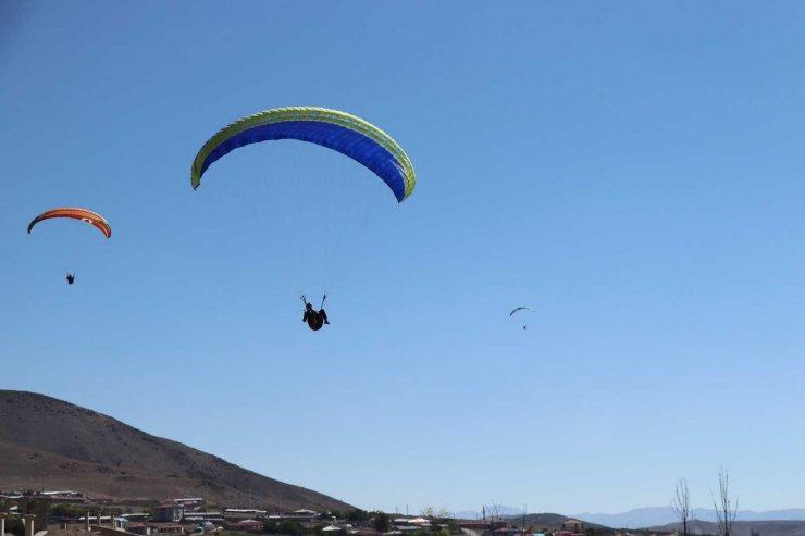 Avrupa Spor Haftası etkinlikleri Erzincan'da renkli görüntülere sahne oldu