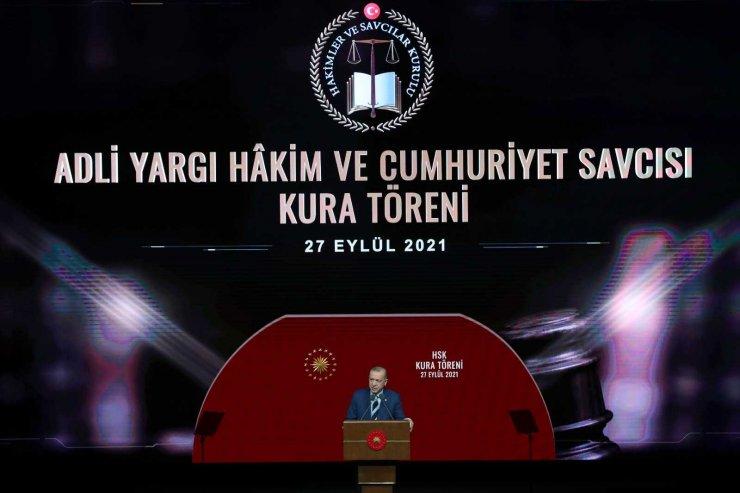 """Cumhurbaşkanı Erdoğan: """"Yakında her ilde sulh komisyonlarını devreye alıyoruz"""""""