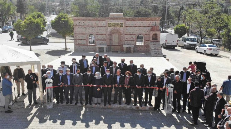 Namazgah kültürü Tokat'ta yeninden canlanıyor