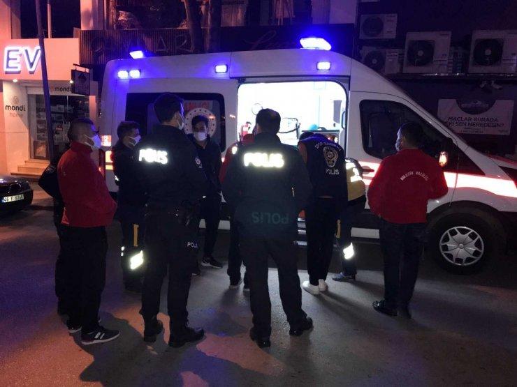 Karantinada olması gerekirken çarşıda yakalanınca 3 bin 150 lira ceza kesildi