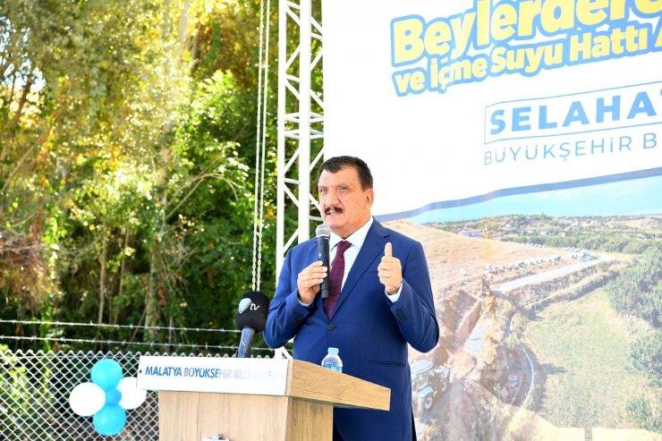 Malatya'da 9.5 milyon TL'lik tesisin açılışı yapıldı