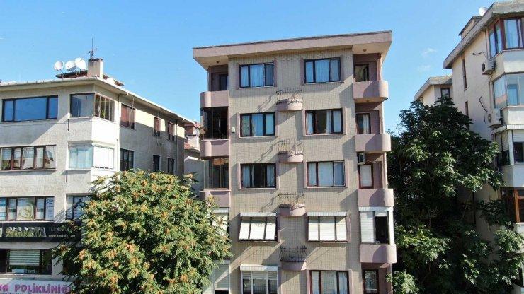Kadıköy'de görenleri Fransız bırakan 'Fransız balkon'