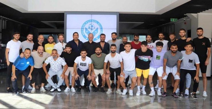 """OSB Başkanı Tekli: """"Mersin'in Süper Lig'de takımı olmalı"""""""