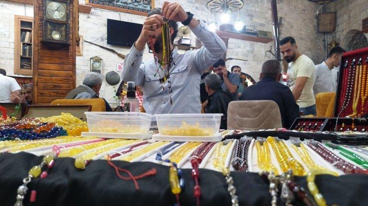 Tespih koleksiyoncuları Şanlıurfa'da buluştu