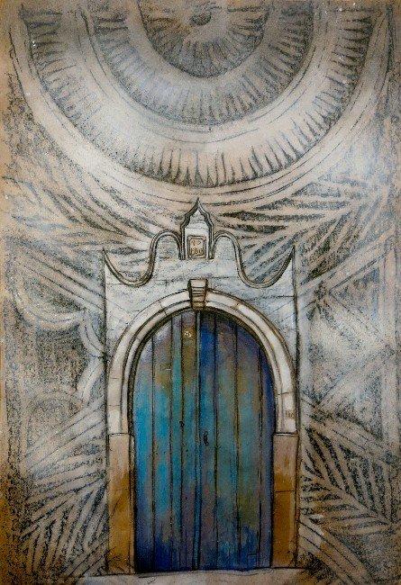 ABD'li Ressam Reeves'in sergisi Kapadokya Sanat ve Tarih Müzesinde açılacak