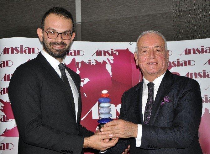 Antalya'da Girişimciler Ödüllendirildi ile ilgili görsel sonucu