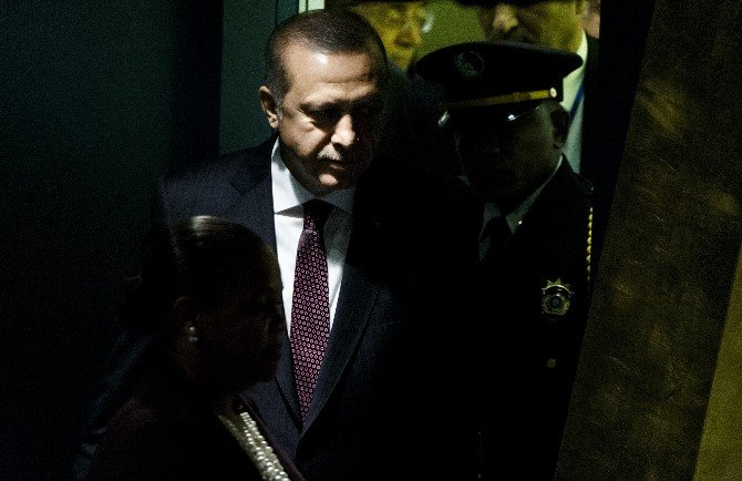 Cumhurbaşkanı Erdoğan BM Genel Kuruluna hitap etti (1)