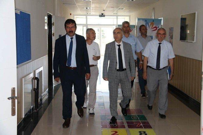 """Giresun'da FETÖ'den kapatılan Özel Okul'a """"15 Temmuz Şehitler İmam Hatip Ortaokulu"""" ismi verildi."""