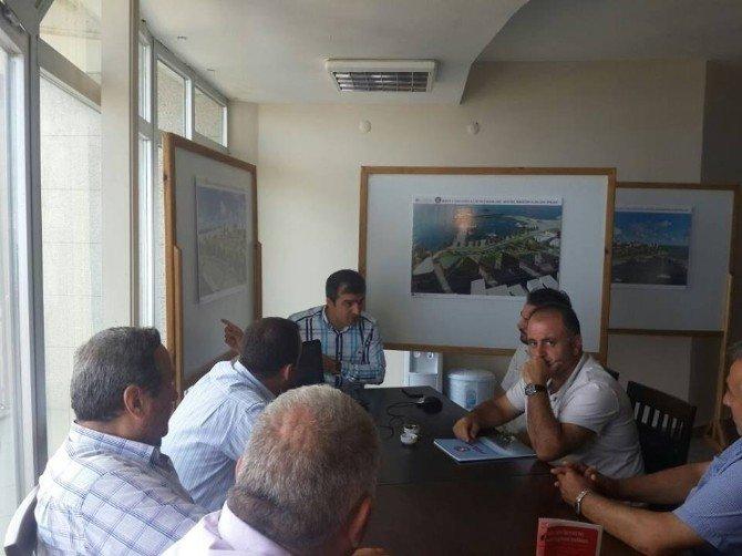 Kentsel geri dönüşüm ve gelişim projesinin startı verildi