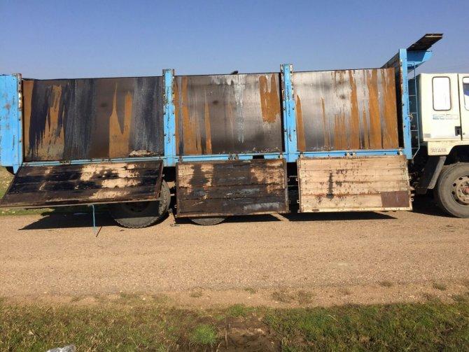 Mardin Valiliği: Petrol boru hattından hırsızlık yapan suç şebekesi çökertildi