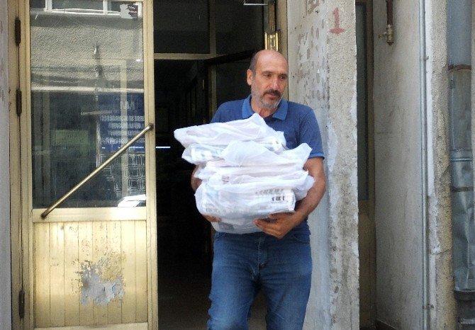 Avukatın ev ve bürosunda Gülen'e ait çok sayıda kitap ele geçirildi