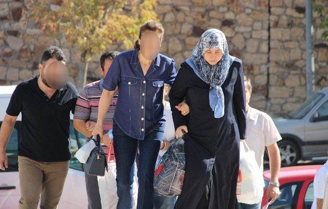 Nevşehir'de kadınlardan sorumlu abla adliyeye sevk edildi