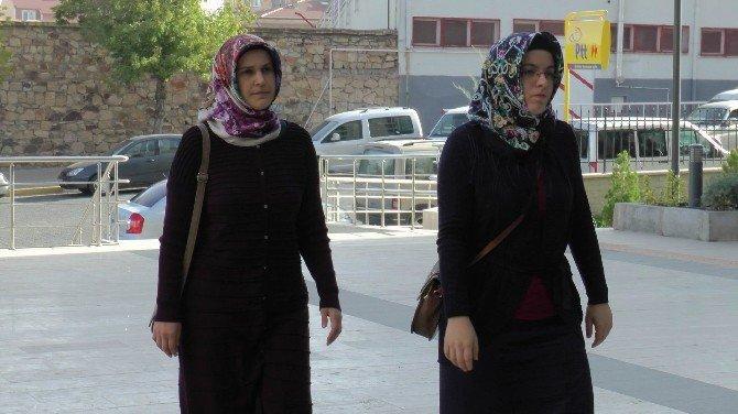 Nevşehir'de FETÖ'nün 'ablaları' adliyede