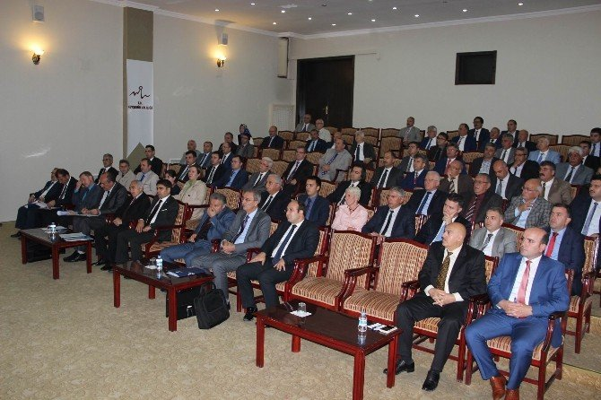 Nevşehir'de 4.dönem İl Koordinasyon Kurul Toplantısı yapıldı