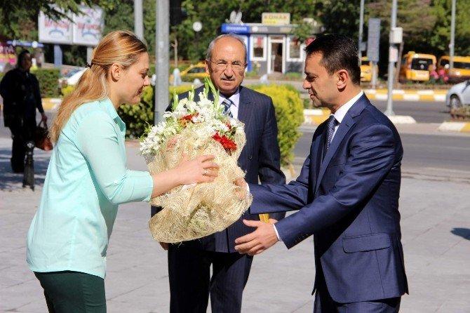 Nevşehir Valisi İlhami Aktaş Görevine Başladı