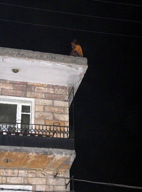 21 bin liralık ceza çatıya çıkarttı