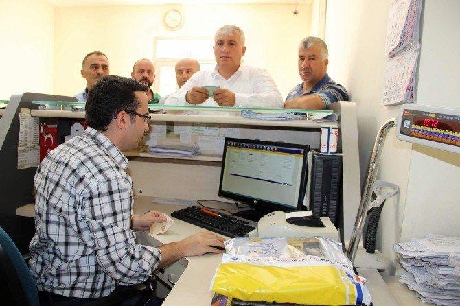 Şehit aileleri, idam cezası için topladıkları imzaları Cumhurbaşkanı Erdoğan'a gönderdi
