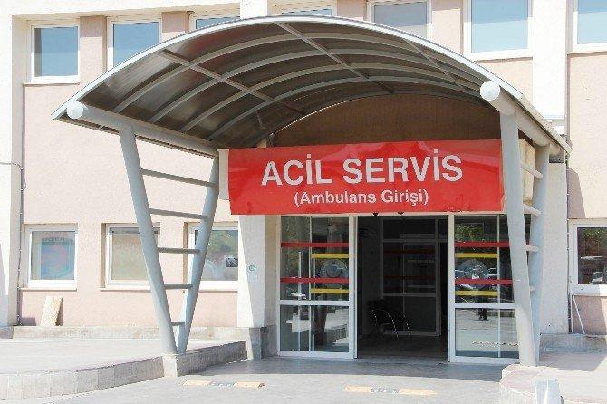Nevşehir'de acemi kasaplar hastanelere akın etti