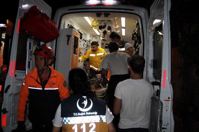 Nevşehir'de Ev Çöktü: 9 Yaralı