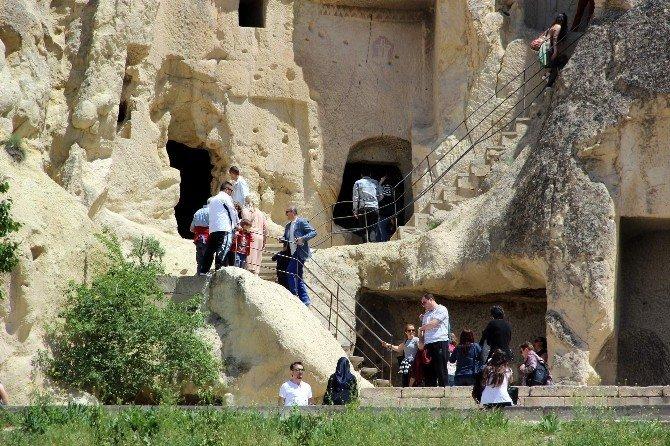 Kapadokya Ramazan Bayramında Yüzde 70 Oranında Doluluk Bekliyor