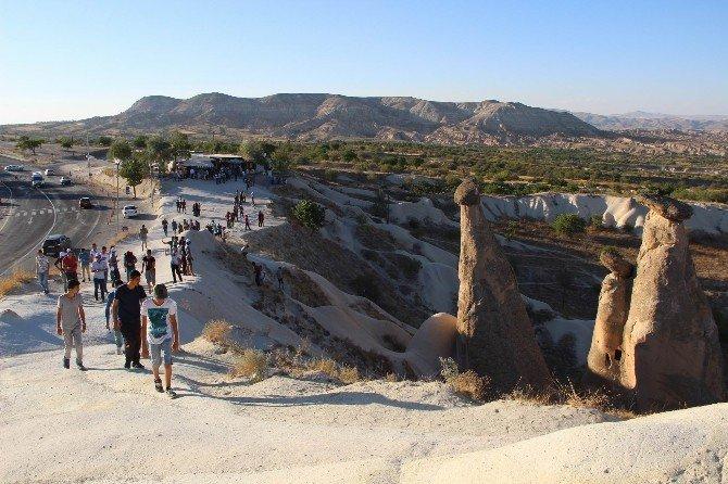 """KAPTİD Başkanı Dinler: """"9 günlük gibi uzun tatiller Kapadokya bölgesine yaramıyor"""""""
