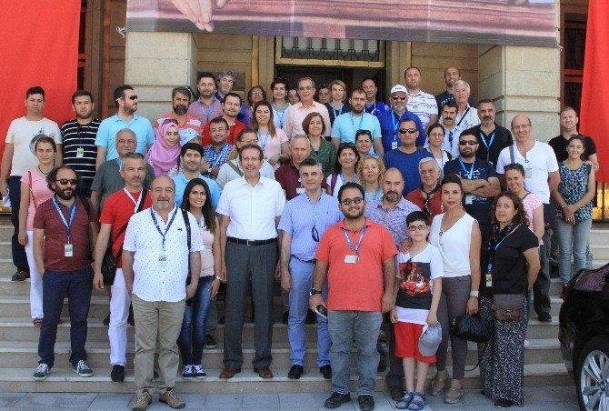 Tureb'ten Vali Yardımcısı Günay'a Ziyaret