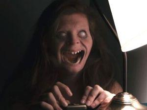 Dünya'nın en kısa korku filmi ''Lights Out''