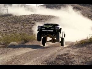 Ken Block Safari Müthiş Drift