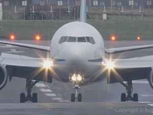 Uçak iniş yaparken türbülansa girerse