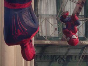 İnanılmaz örümcek bebek Evian reklam filmi
