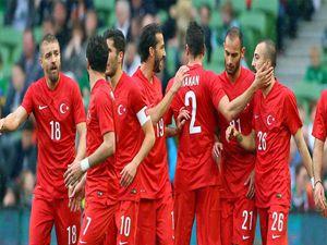 Türkiye Honduras Mevlüt Erdinç'in golü