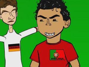 Almanya'nın kupa yolu!