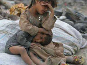 Gazze yalnız, dünya kayıtsız