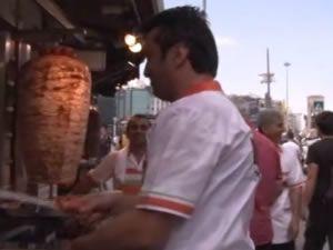 Taksim dönercisi İnce'ye meydan okudu