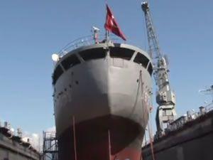 Türk donanması ilk milli denizaltı üretimine hız verdi