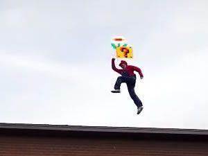 İşte gerçek hayattaki Super Mario